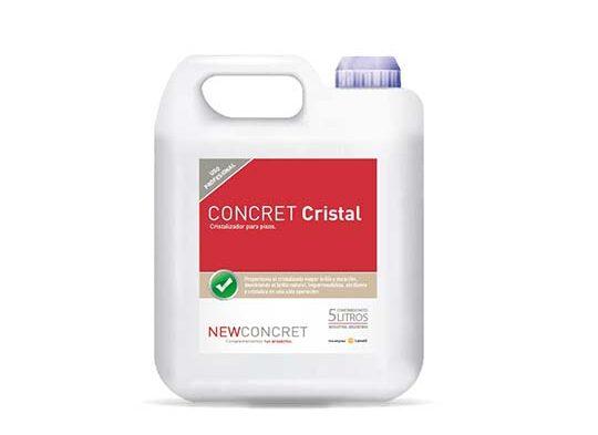 Concret-cristal